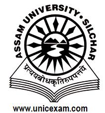 Assam University BA Time Table